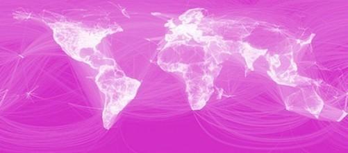 Láseres, drones y satélites, las armas de Facebook para dar acceso a Internet en regiones subdesarrolladas