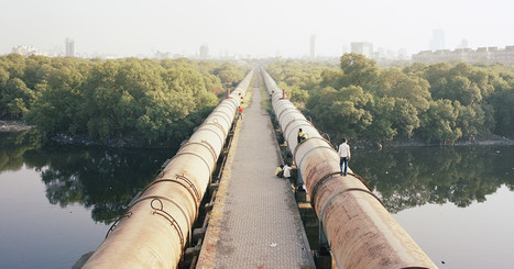 Striking Photos of India's Rapid, Chaotic Urbanization | Complex Systems and X-Events | Scoop.it