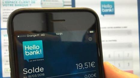 Ouvrir un compte bancaire Hello bank : le test de la rédaction | Veille Techno et Banques | Scoop.it