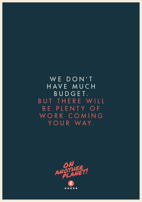 Designer Turns Common Client Quotes into Hilarious Posters | Marketing and Design | Scoop.it