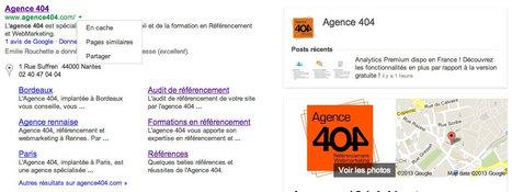 Google supprime l'aperçu instantané | Référencement et Webmarketing | Scoop.it