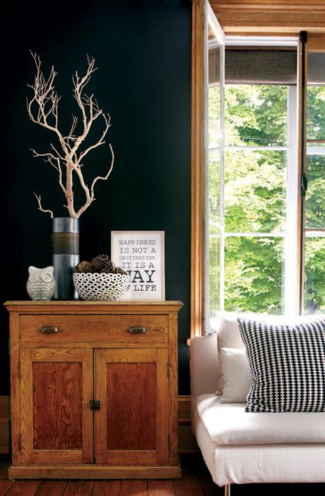 Une maison ancienne actualisée au Québec | | PLANETE DECO a homes worldPLANETE DECO a homes world | Décorations en tous genres | Scoop.it