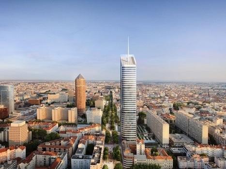 Lyon Part-Dieu : le chantier de la Tour Incity va pouvoir commencer | Industrie, bâtiment, énergies durables : actualités et formations | Scoop.it