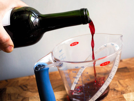Should You Really Only Cook With Wine You'd Drink? The Truth About Cooking With Wine | @FoodMeditations Time | Scoop.it