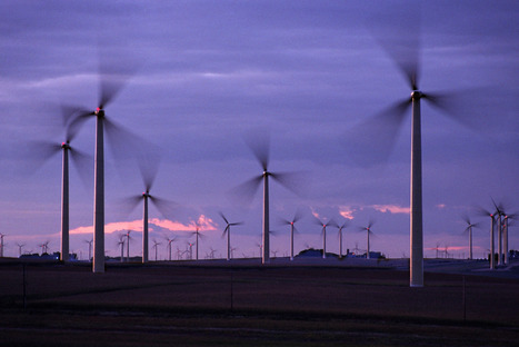 Xcel to boost its wind power in Upper Midwest by 33 percent | Wind | Scoop.it