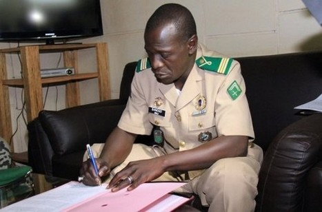 Lettre ouverte au Président de la République : Les soldats au front révoltés par les avantages accordés au Capitaine Sanogo - maliweb.net | Mali in focus | Scoop.it