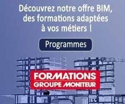 Le BIM en formation professionnelle - abonné - Informatique & construction | architecture-bim-hmonp | Scoop.it
