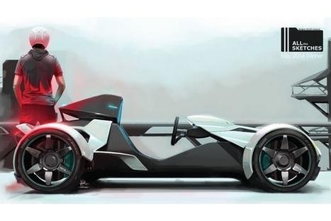 SOL.E : un concept de véhicule électrique éco-conçu | Efficycle | Scoop.it