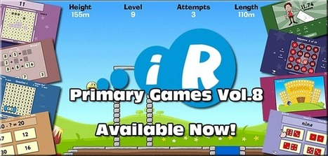 Primary Games Vol.8 - Interactive Resources for the primary classroom   Education On   Scoop.it