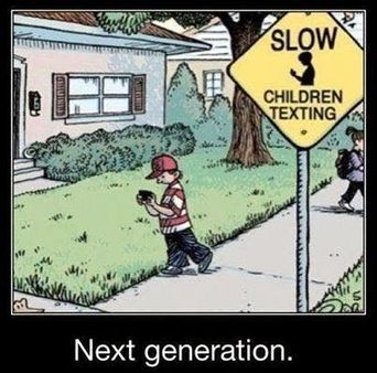 Kids Texting | Latest Technology & gadgets | Scoop.it