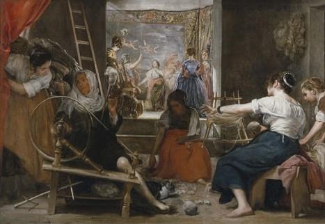 Aracne y las quiebras de la tradición | Mitología clásica | Scoop.it