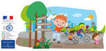 Semaine du vélo à l'école et au collège | RoBot cyclotourisme | Scoop.it