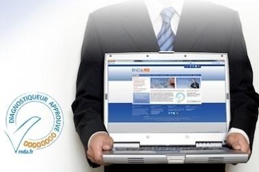 Actualités > Diagnostics : « RNDA.FR » : 1er site d'évaluation des diagnostiqueurs immobiliers - Mon immeuble - L'information et les services de la copropriété   Immobilier   Scoop.it