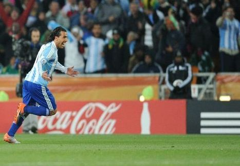 How can Argentina not take Tevez to Brazil? - Goal.com | World Cup Live | Scoop.it