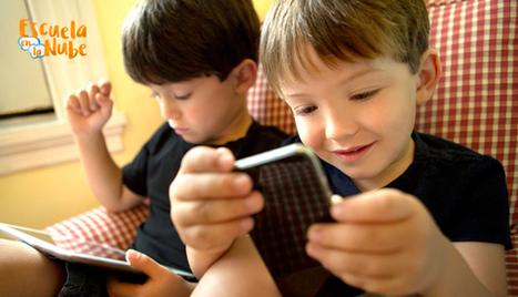 No debemos calmar una rabieta con una Tablet o Smartphone | Educación | Scoop.it