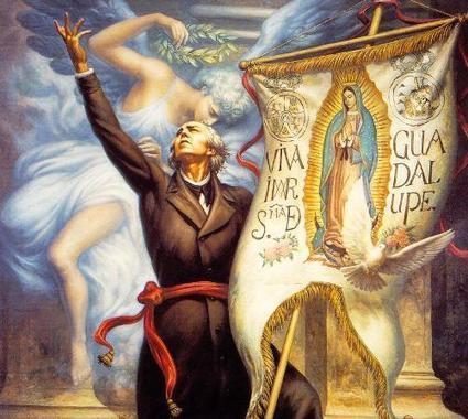 Los mexicanos celebramos la Independencia por todo elmundo | Cultura y arte en la miscelánea | Scoop.it