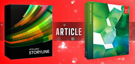 Articulate Storyline vs. Adobe Captivate | Carpe Diem Learning Solutions | Scoop.it