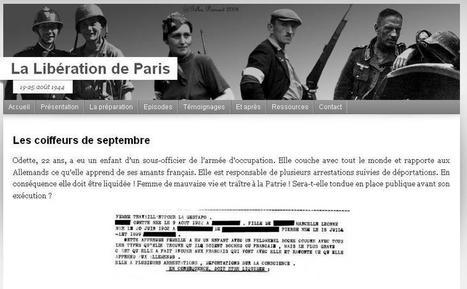 Article du jour (66) : Les coiffeurs de septembre | CGMA Généalogie | Scoop.it