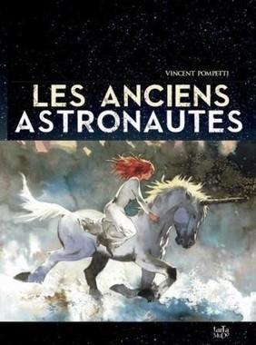 La guerre dans les étoiles avec les Anciens astronautes   Bulles picardes   Bande dessinée et illustrations   Scoop.it
