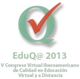 Quinto Congreso Virtual de Calidad en Educación Virtual y a Distancia | Educación a Distancia (EaD) | Scoop.it