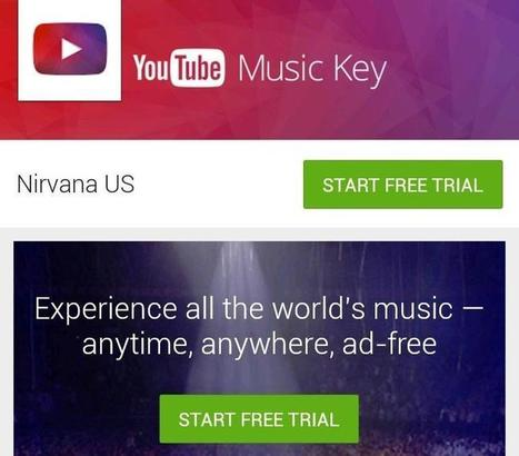 The Numbers Add Up For YouTube's New Music Key Service | Kill The Record Industry | Scoop.it