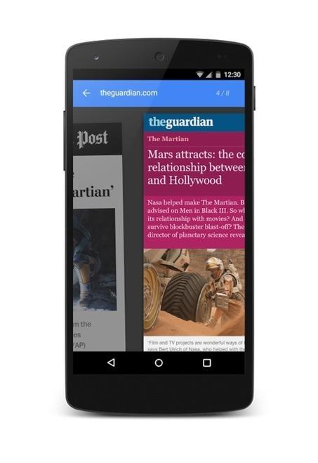 Google accélère le web mobile pour contrer Apple et Facebook | Libertés Numériques | Scoop.it