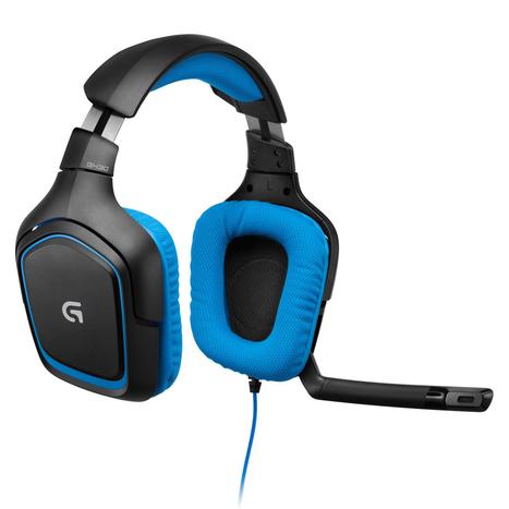 Logitech G430 Surround Sound Gaming Headset – Headset   High-Tech news   Scoop.it