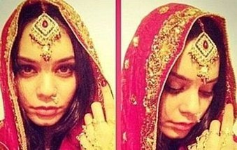 Buzz: Vanessa Hudgens fait un hommage a Ravi Shankar qui ne plait pas sur Instagram (photo) | cotentin webradio Buzz,peoples,news ! | Scoop.it