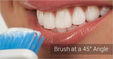 5 Quick Tips for Brushing | Polar Dental | General | Scoop.it