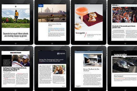Ressuscité, Flipboard s'apprête à faire face au futur Apple News | Geeks | Scoop.it