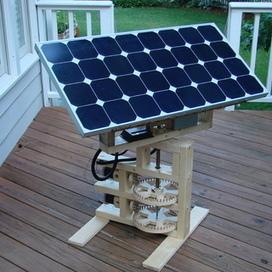 Solar Tracker in the Internet Cloud   Alternative Renewable Energy Solutions   Scoop.it