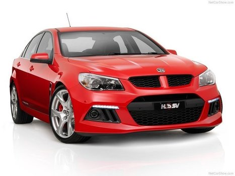 A brief overview of 2014 HSV GEN-F Clubsport | Automobile & Cars Reviews | Scoop.it