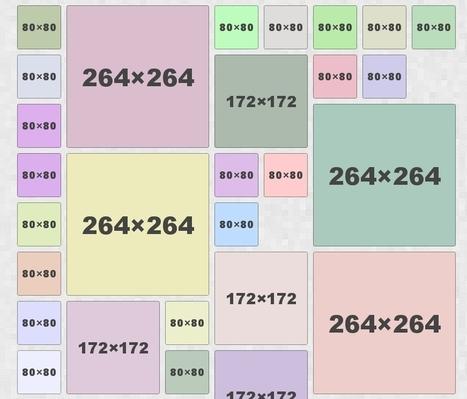 Pinterest : Créer une grille modulable avec jQuery Shapeshift | web development | Scoop.it