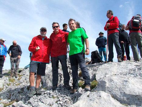 El Club Atlético Sobrarbe celebra un año más la fiesta de montaña ascendiendo a la Peña Montañesa | Vallée d'Aure - Pyrénées | Scoop.it