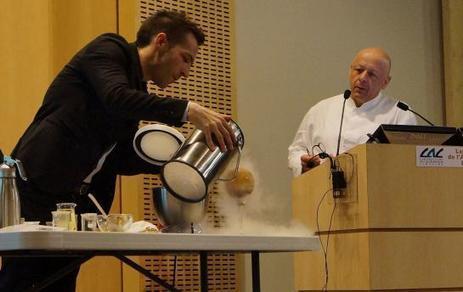 La fac d'Orsay invente la vinaigrette en tranche et un film 100 % végétal | tendances food | Scoop.it