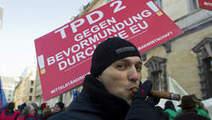 Duizenden tabaksverkopers protesteren in Brussel | macusa Malika | Scoop.it