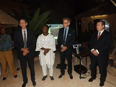 Coopération décentralisée Hauts Bassins – Rhône-Alpes : Des dispositifs d'éclairage au profit de Sokoroni et Karangasso-Vigué - leFaso.net, l'actualité au Burkina Faso   Médias   Scoop.it