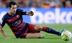 Sergio Busquets says Pep Guardiola could tempt him to Manchester City - The Guardian | AC Affairs | Scoop.it