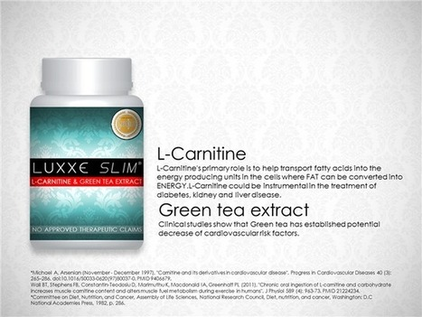 Luxxe Slim - Php1850 Luxxe Products Frontrow Philippine | Discounted Luxxe Products | Scoop.it
