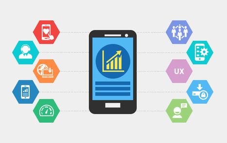 10 Key Facts on  Mobile App Development | Luxury Serviced Offices | Scoop.it