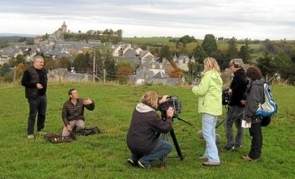 L'Aubrac filmé par un drone passe à la télé | L'Aveyron | Scoop.it