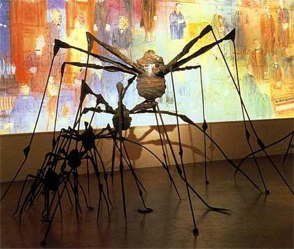 Décès de la sculptrice franco-américaine Louise Bourgeois | Nouvel Obs | Arts en tous sens | Scoop.it