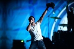 Stagecoach Music Festival Interview: Luke Bryan « K-FROG 95.1 FM ... | country music news | Scoop.it