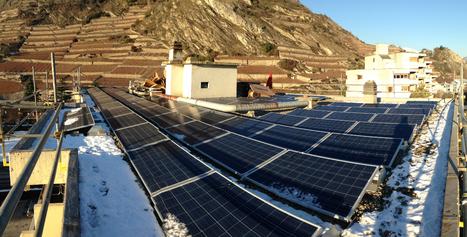 Une nouvelle centrale photovoltaïque pour Equisol   Equisol   Scoop.it