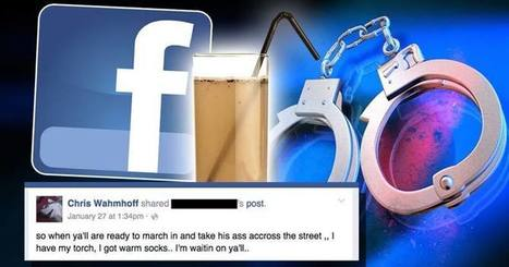 Activist Arrested For Making Facebook Post Criticizing Gov. Snyder Over Flint Water Crisis | Family-Centred Care Practice | Scoop.it