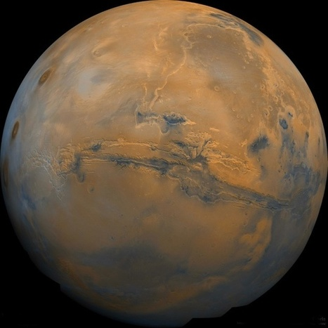 China targets 2020 Mars mission launch: official | Lauri's Environment Scope | Scoop.it
