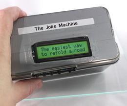The Raspberry Pi Powered Joke Machine - Instructables | Raspberry Pi | Scoop.it