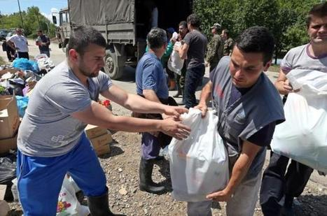After the Balkan floods: Unity and compassion | Psychology, Sociology & Neuroscience | Scoop.it