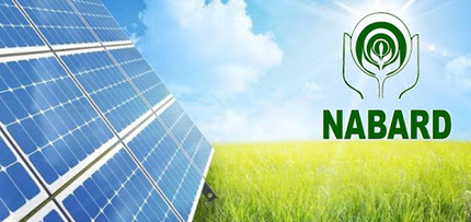 NABARD Promoting Solar Pumps in India | Permaculture, Environment, & Homesteading | Scoop.it