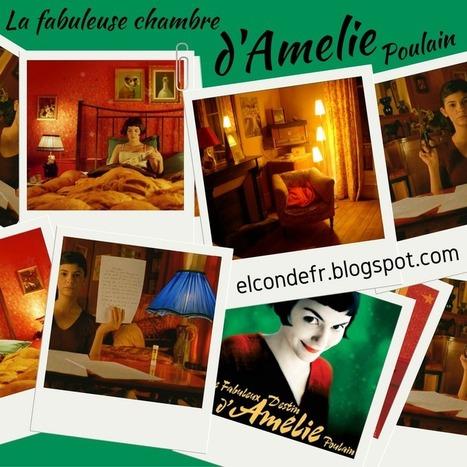La fabuleuse chambre d'Amelie Poulain | FLE enfants | Scoop.it